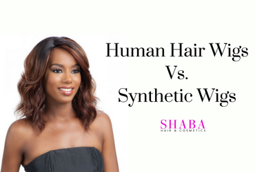 How To Choose The Right Wig: Human Hair Wigs VS Synthetic Wigs
