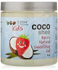 Eden Kids - Coco Shea Berry Natural Smoothing Gel - 8 Fl Oz