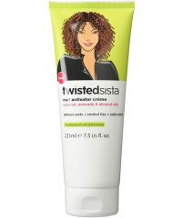Twisted Sista - Curl Activator Creme - 7.5 Fl Oz / 221ML