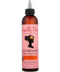 Camille Rose - Cocoa Nibs & Honey Ultimate Growth Serum - 8 Oz