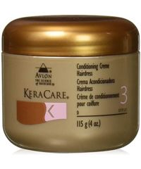 KeraCare - Conditioning Creme Hairdess - 115g / 4 Oz