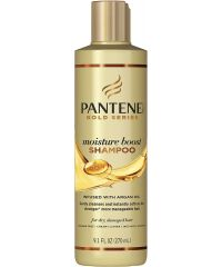 Pantene Gold Series - Moisture Boost Shampoo - 9.1 Fl Oz / 270ML