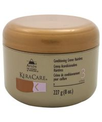 KeraCare - 3 Style Conditioning Creme Hairdress - 227g / 8oz