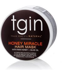 TGIN - Honey Miracle Mask - 12 Oz / 340g