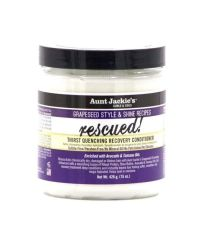 Aunt Jackies - Rescued Thirst Quenching Recovery Conditioner - 15 Oz / 426g
