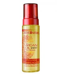 CREME OF NATURE  Argan Oil Foam Wrap 7oz