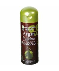 HOLLYWOOD BEAUTY ARGAN Argan Polisher 6oz
