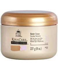 KeraCare - 3 Style Butter Cream - 227g / 8 Oz