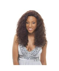 Janet Lace Front Wig Henna