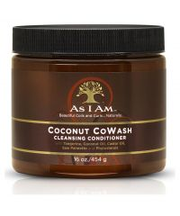 AS I AM Coconut Cowash Cleansing Cond 16oz