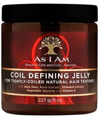AS I AM Coil Defining Jelly 8 oz