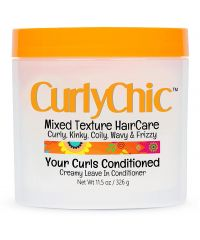 Curly Chic Creamy Leave In Conditioner 11.5oz