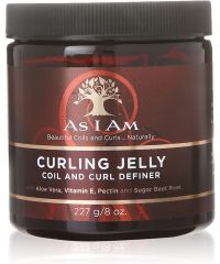 AS I AM Curling Jelly Coil And Curl Definer 8oz