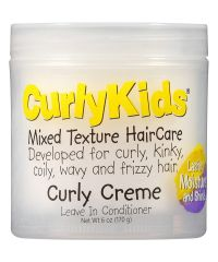 CURLY KIDS Curly Creme Conditioner 6oz