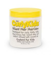 CURLY KIDS Curly Kids Custard Gelly 6oz