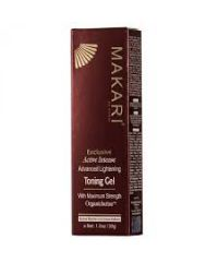 Makari - Exclusive Toning Gel - 1.0 Oz / 3g