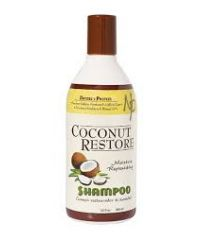 Nature's Protein - Coconut Restore Moisture Replenishing Shampoo - 13 Fl Oz / 384ML