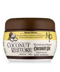 Nature's Protein - Coconut Restore Coconut Oil - 7 Oz / 198g