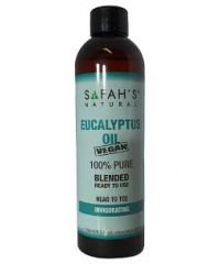 Safah's Natural - Eucalyptus Oil Vegan - 250ml / 8.5 Fl Oz