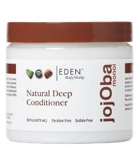 Eden - Jojoba Monoi - Natural Deep Conditioner - 16 Fl OZ