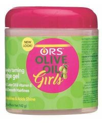 ORS Girl's Olive Oil Taming Gel 5oz