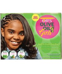 ORS Girl's Olive Oil Kit