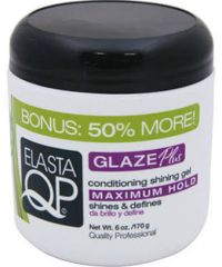 ELASTA QP Glaze Plus Max Hold 6oz
