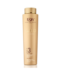 F&W GOLD Gold #3 Rejuvenating Moist Lotion 500ml