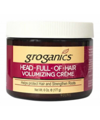 GROGANICS  Head Full -of - Hair 6oz