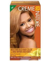CREME OF NATURE HAIR COLOR Honey Blonde