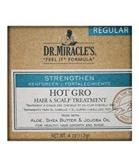 DR.MIRACLE'S Hot Gro Hair & Scalp Treat Cond 4oz