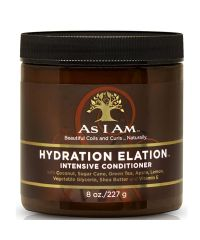 AS I AM Hydrating Elation Intensive Cond 8oz