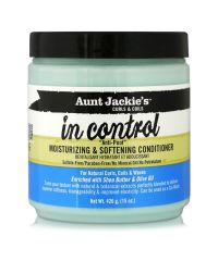 AUNT JACKIE'S In Control Softening Conditioner 15oz