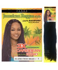 Janet 3x Caribeon Twist Braid