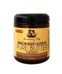 SUNNY ISLE  Jbco Coconut Butter  4oz