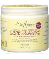 SHEA MOISTURE  Jbco Reparative Leave In Cond 16oz