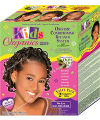 AFRICA's BEST ORGANICS Kids Kit Value Pack Regular