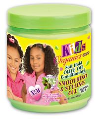 AFRICA's BEST ORGANICS Kids Olive Gel 15oz