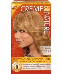 CREME OF NATURE HAIR COLOR Light Golden Blonde