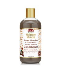AFRICAN PRIDE Miracle Honey & Coconut Oil Cond 12oz