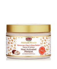 AFRICAN PRIDE Miracle Shea & Clay Masque 12oz