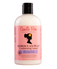 Camille Rose - Moroccan Pear Conditioning Custard - 12 Oz