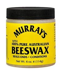 MURRAY Murray's Beeswax 4oz