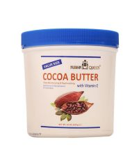 Nubian Queen - Cocoa Butter With Vitamin E - 30 Oz / 850g