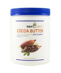 Nubian Queen - Cocoa Butter With Vitamin E - 20 Oz / 567g