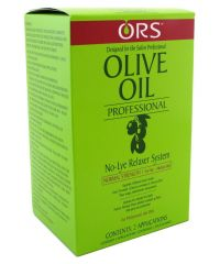 ORS Olive No Lye Relaxer Normal 2pack