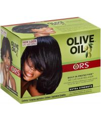 ORS Olive Oil Kit Relaxer Extra