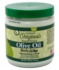 AFRICA's BEST ORGANICS Organic Oilve Body Whip Cream 15oz