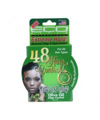 ECOSTYLER EDGE CONTROL Play & Stay Extreme Hold Olive 3oz