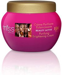 F&W MISS WHITE Purifying Brightening Cream 250ml